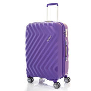"""Z-Lite DLX 28"""" Spinner in the color Moonrise Purple."""
