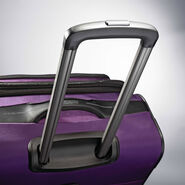 "American Tourister Zoom 28"" Spinner in the color Purple."