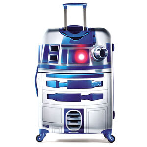 "Star Wars 28"" Spinner in the color R2D2."
