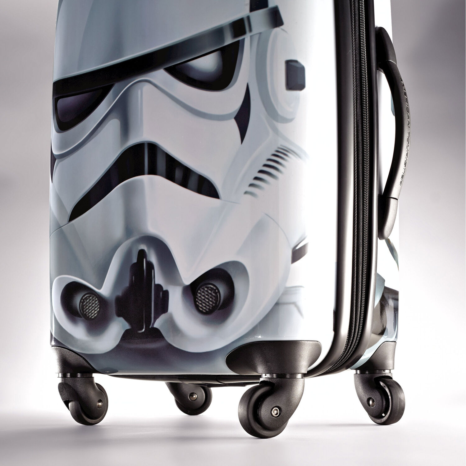 """4d718f626 American Tourister Star Wars 21"""" Spinner in the color Storm ..."""