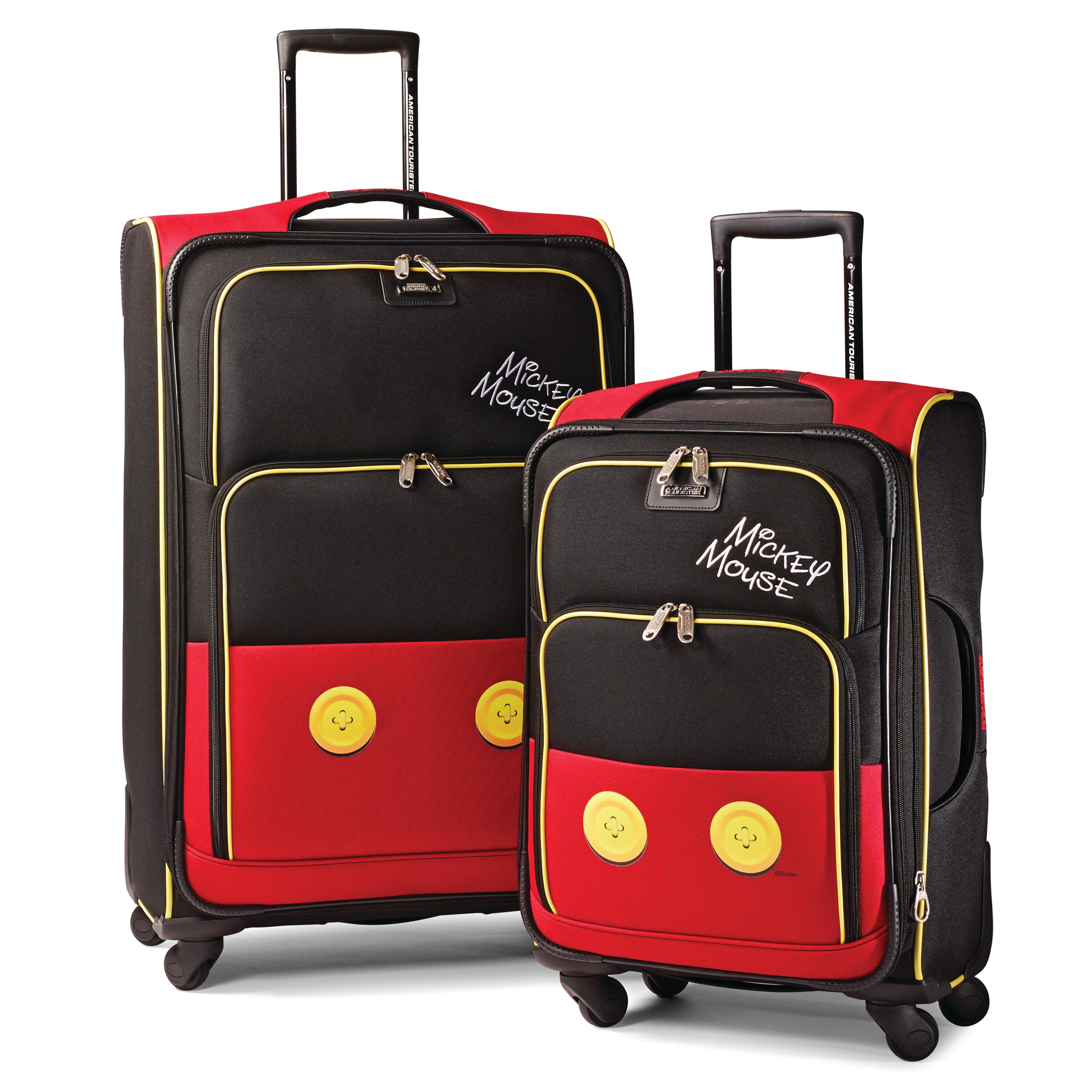 American Tourister Disney Softside Luggage 2-Piece Set