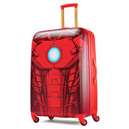 "American Tourister Marvel 28"" Spinner in the color Iron Man."