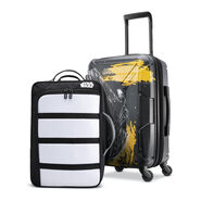 American Tourister Star Wars Falcon Perfect Packer 2PC Set in the color Star Wars Iconic.