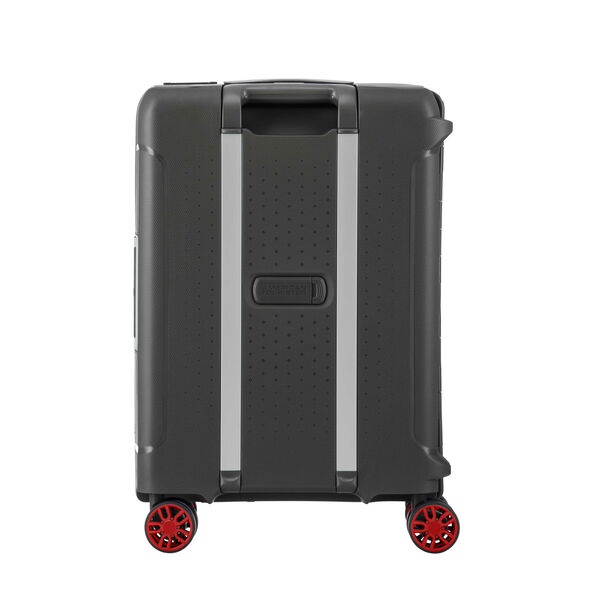 "American Tourister Tribus 20"" Spinner in the color Black."