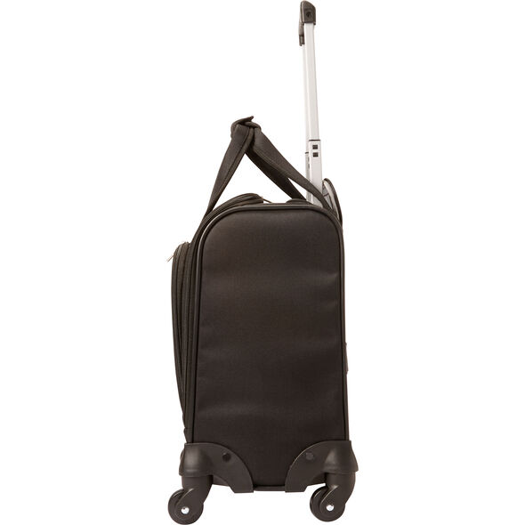 American Tourister Lynnwood Spinner Underseater in the color Black.