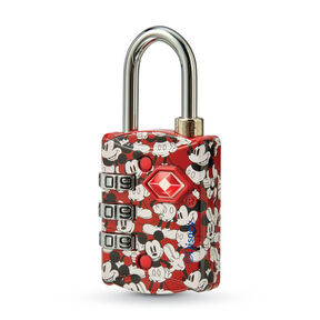 American Tourister Disney TSA 3 Dial Combo Lock in the color Mickey.