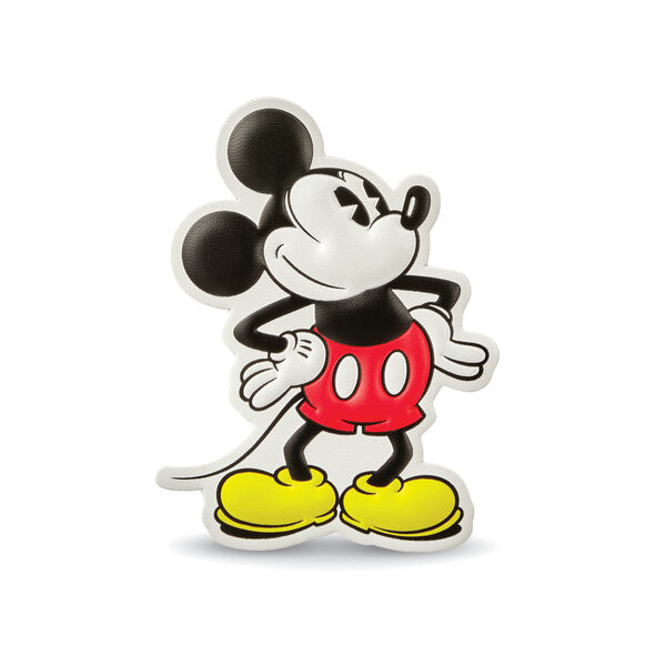 American Tourister Disney Luggage Stickers in the color Mickey Classic.