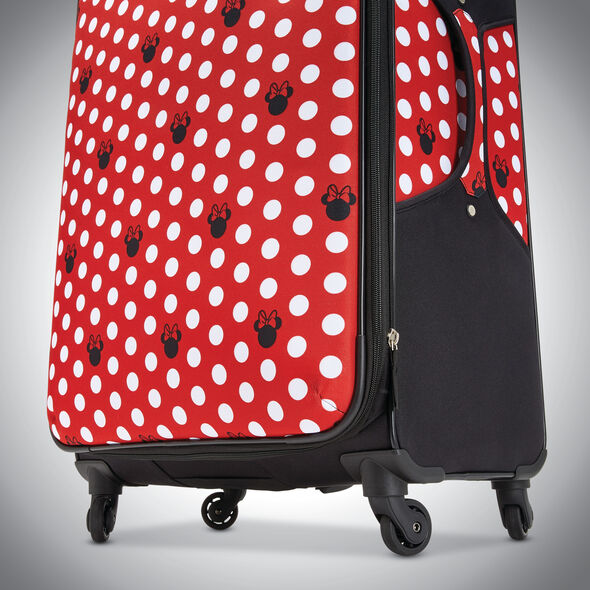 "American Tourister Disney Minnie Dots 28"" Spinner in the color Minnie Dots."