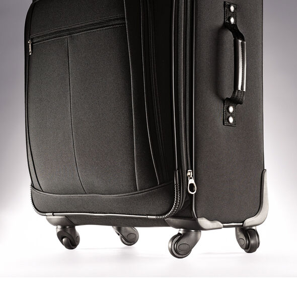 American Tourister Pop Plus 3 Piece Set in the color Black.