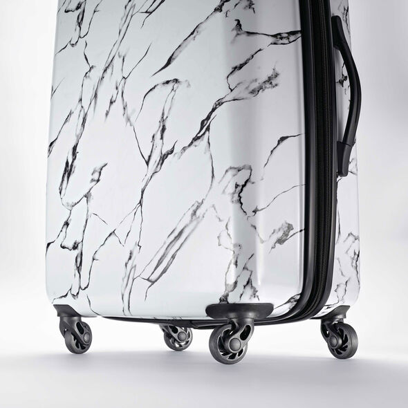"American Tourister Moonlight 28"" Spinner in the color Marble."