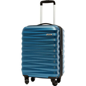 "American Tourister Triumph NX 20"" Spinner in the color Periwinkle."