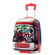"""American Tourister Disney 18"""" Upright in the color Avengers."""