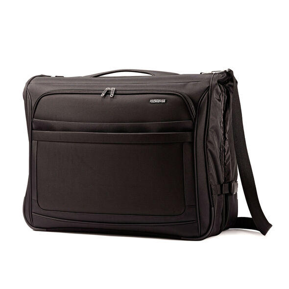 American Tourister iLite Max Ultra Valet Garment Bag in the color Black.
