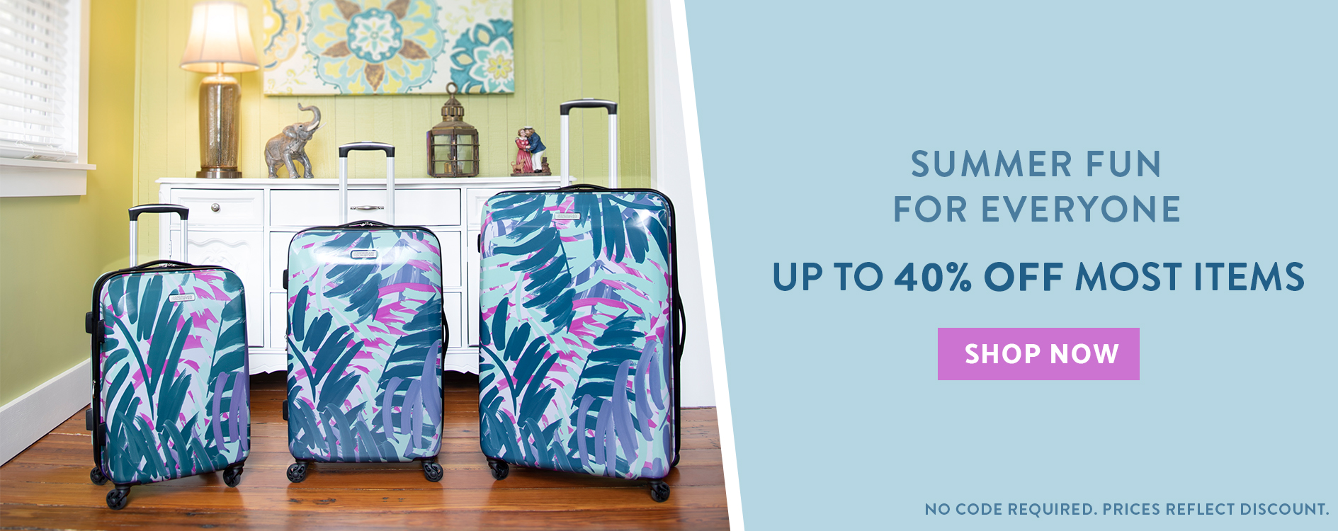 American Tourister - Pack More Fun | Stylish, High Quality